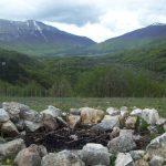 Campeggio in montagna in Abruzzo